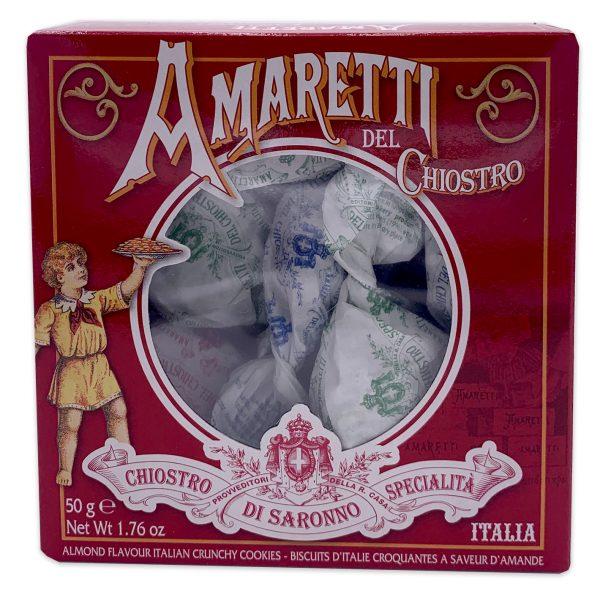 Amaretti Del Chiostro Amaretti Di Saronno Cookies 50g