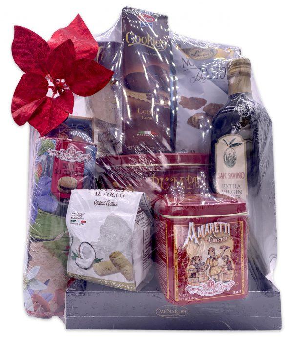 Artisanal Italian Foods Gift Basket