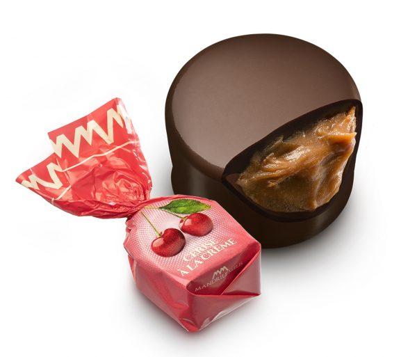 Artisanal - chocolate cerise a la creme