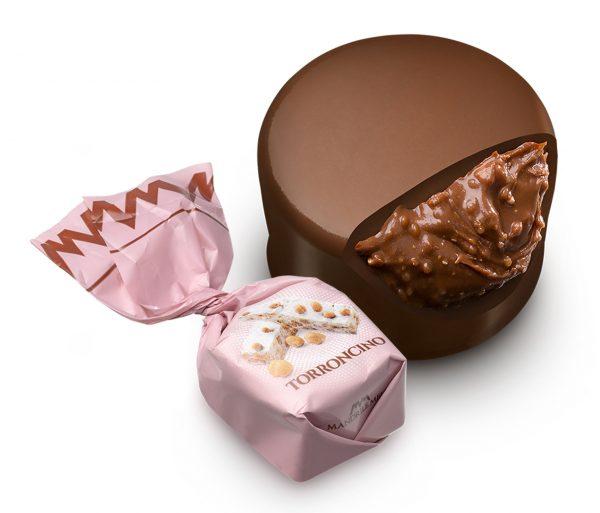 Artisanal - chocolate torroncino