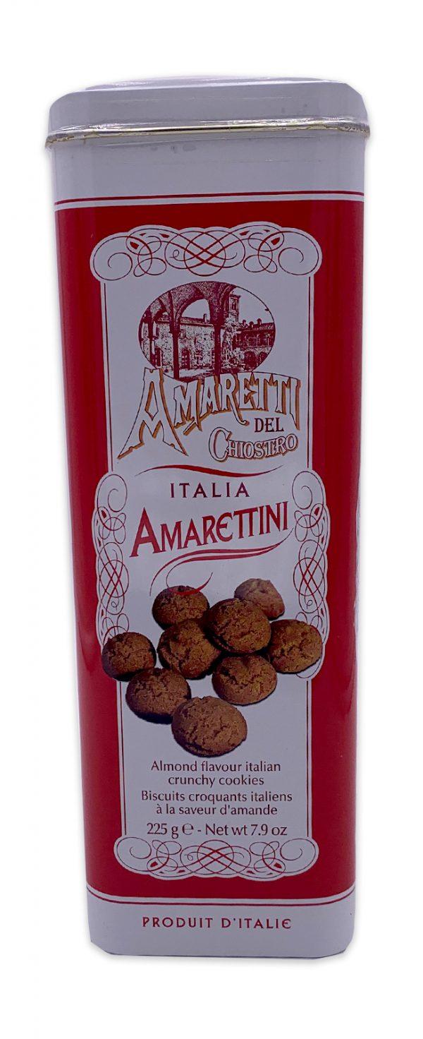 Chiostro Di Saronno Amaretti Cookies Tower Tin 225g