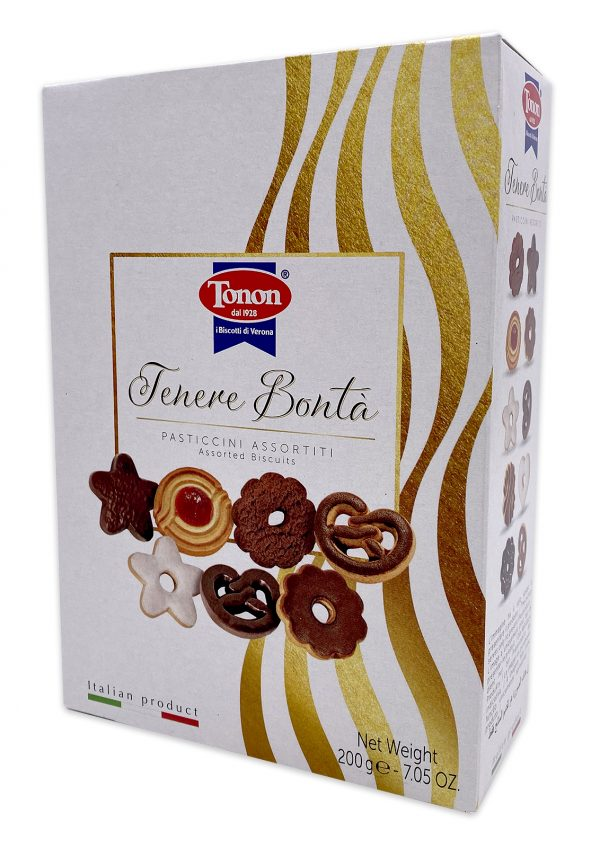 Imported Italian Assorted Cookies Gift Box 02