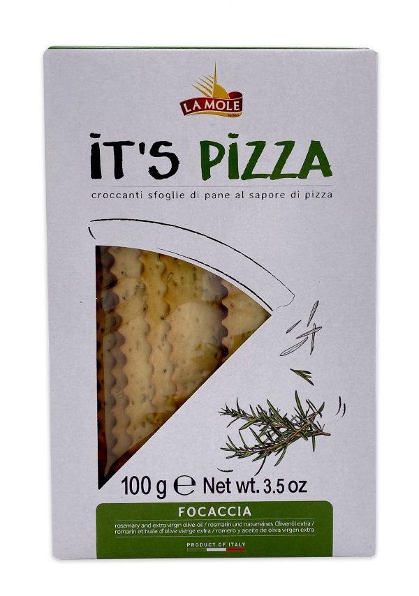 Italian Pizza Flatbread Croccanti Focaccia 01