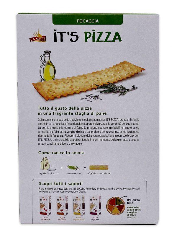 Italian Pizza Flatbread Croccanti Focaccia 03