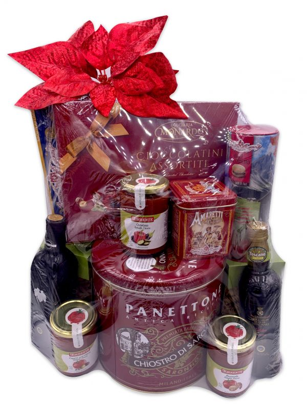 Italianal Food Dessert Gift Basket