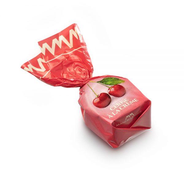 Mandrile Melis Cherry Cerise a la Creme Chocolate Pralines