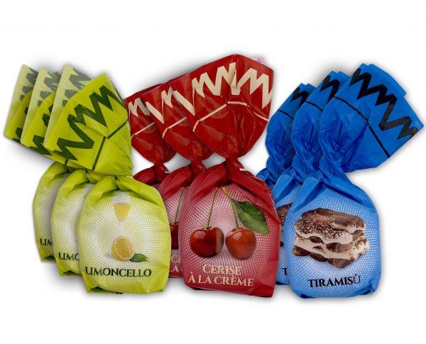 Mandrile Melis Italian Liquor Liquore Variety Chocolates