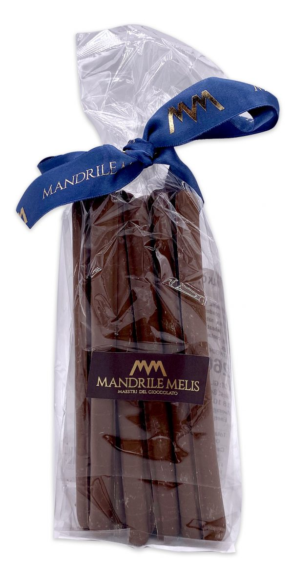 Mandrile Melis Italian Milk Chocolate Covered Breadsticks 02