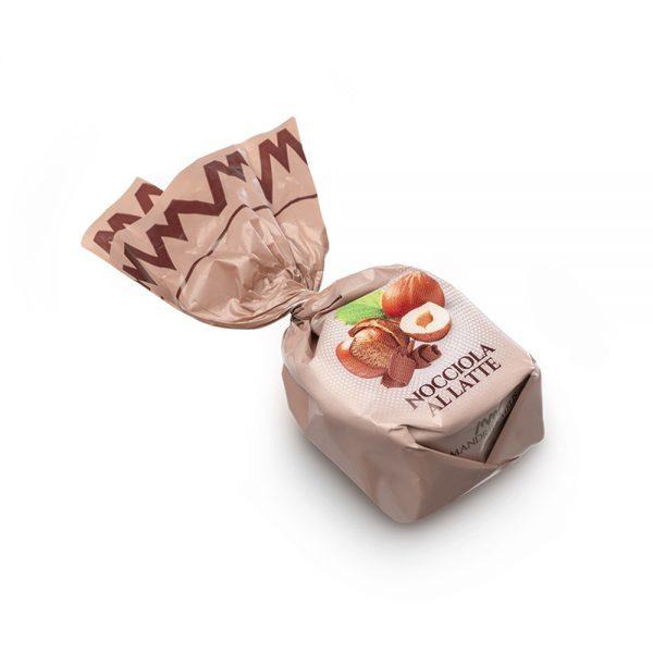 Mandrile Melis Milk Chocolate Hazelnut Nocciola al Latte Pralines