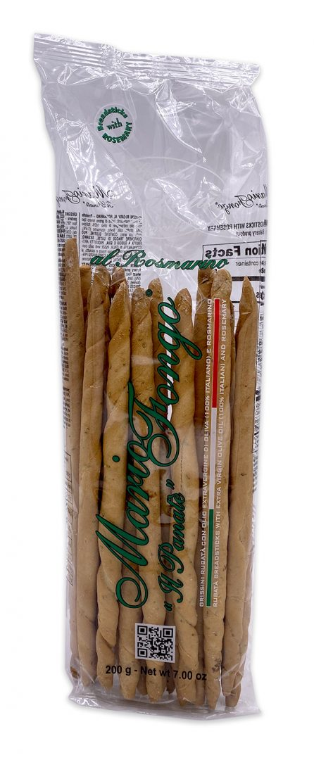 Mario Fongo Italian Grissini Rosemary Breadsticks 01