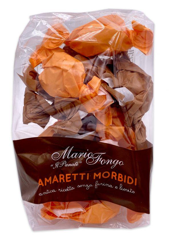 Mario Fongo Soft Amaretti Morbidi Cookies 02