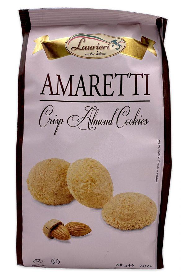 Laurieri Almond Amaretti Cookies 01