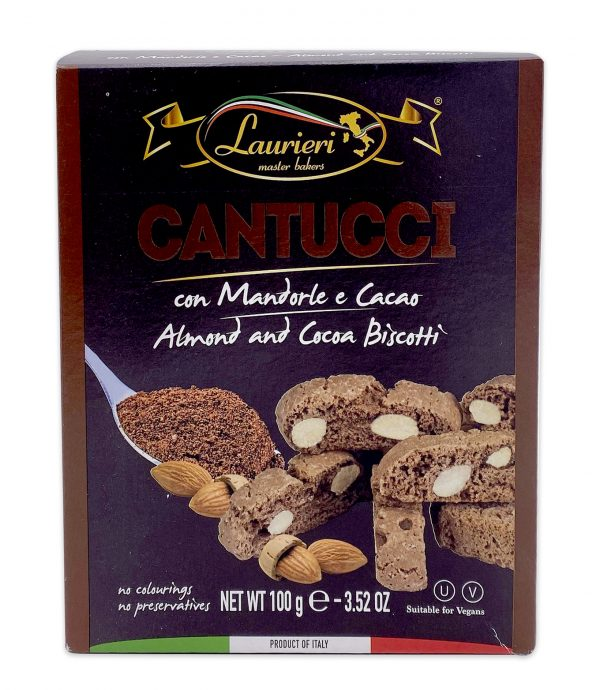 Laurieri Chocolate Biscotti 01