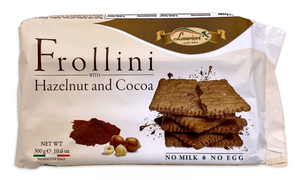 Laurieri Frollini with Hazelnut and Cocoa Breakfast Cookies 02