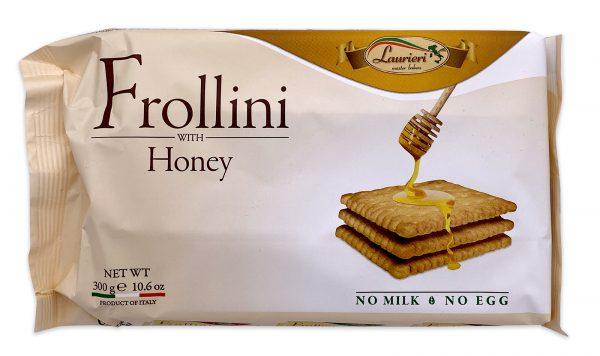 Laurieri Frollini with Honey Italian Breakfast Cookies 02