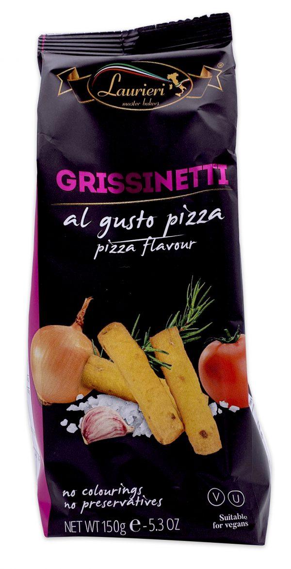 Laurieri Grissinetti Mini Pizza Breadsticks 01