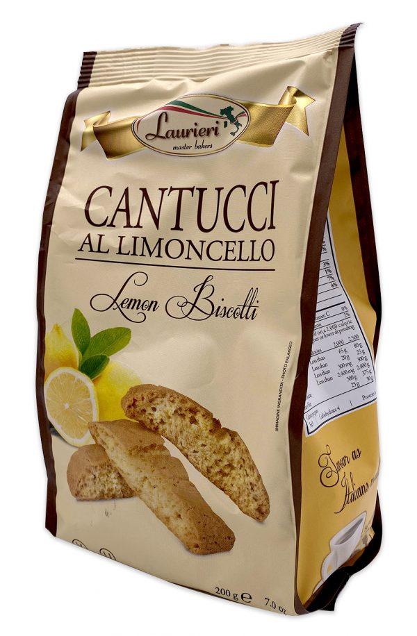Laurieri Lemon Biscotti Cantucci Al Limoncello 02