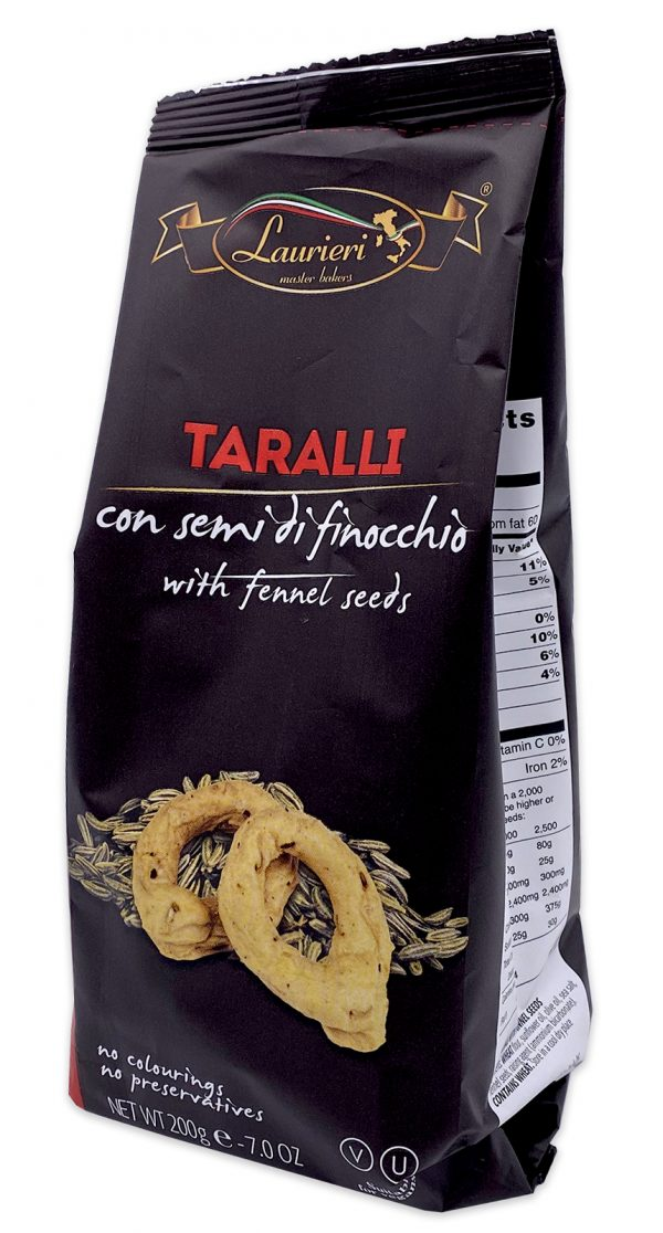 Laurieri Taralli Fennel Seeds 02