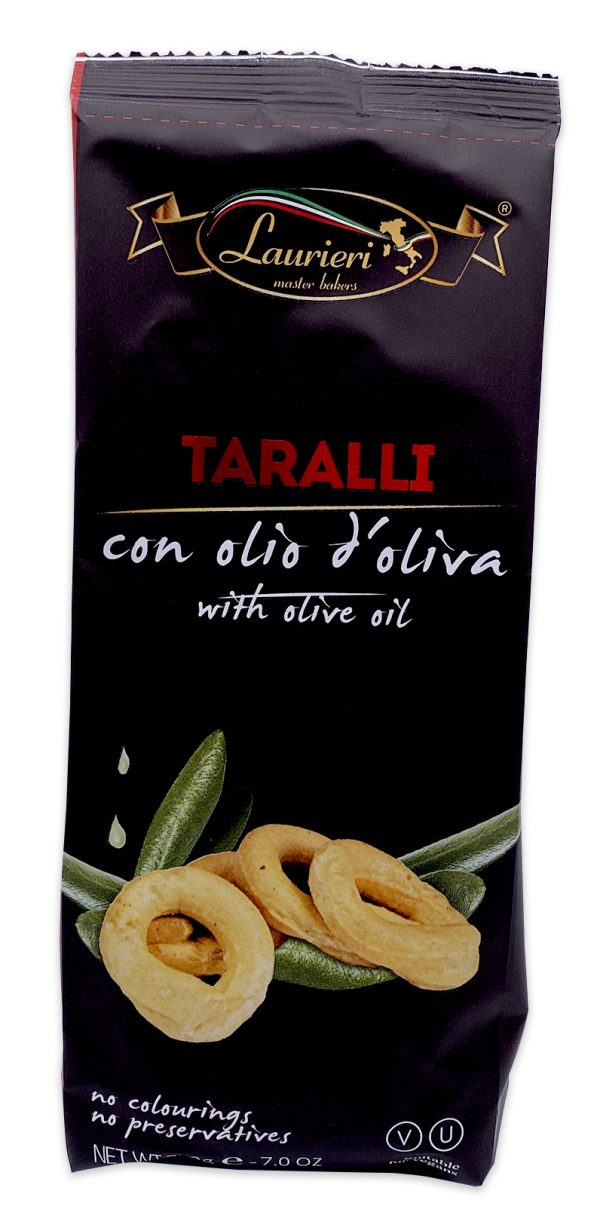 Laurieri Taralli Olive Oil 01