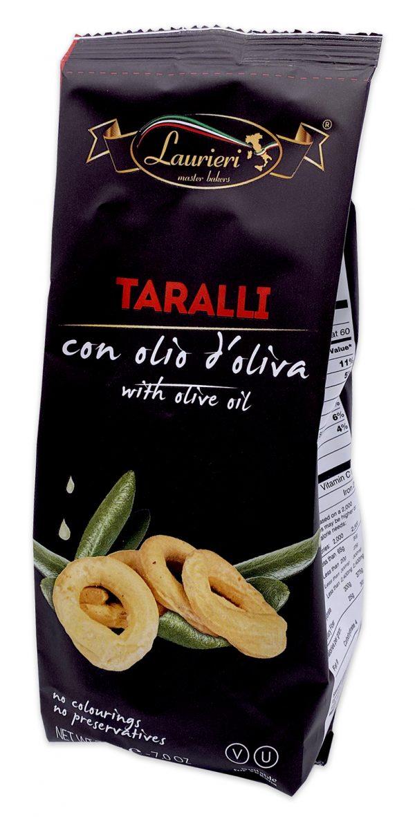 Laurieri Taralli Olive Oil 02