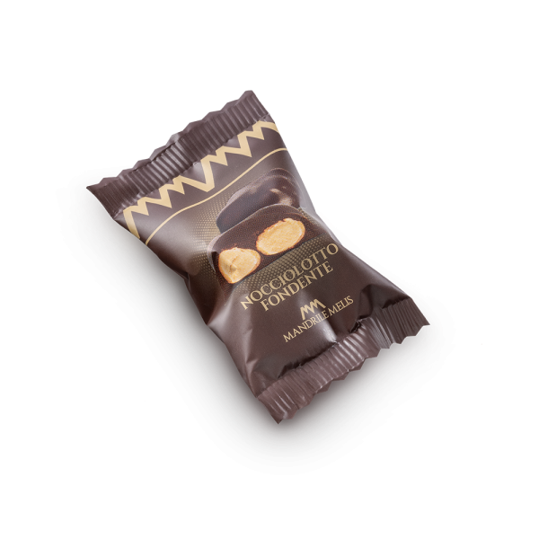 Mandrile Melis Hazelnut Dark Chocoalte Nocciolotti