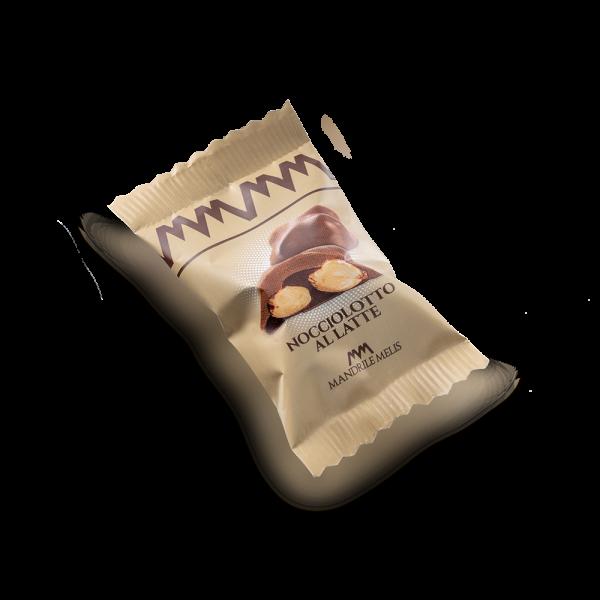 Mandrile Melis Hazelnut Milk Chocoalte Nocciolotti