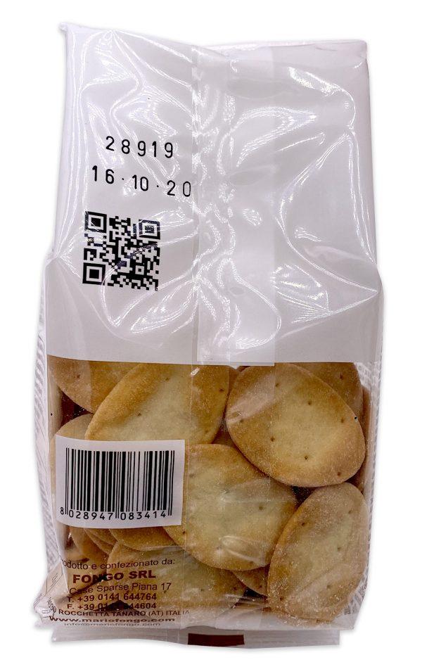Mario Fongo Mini Mini Lingue Di Suocera Italian Flatbread Crackers 05