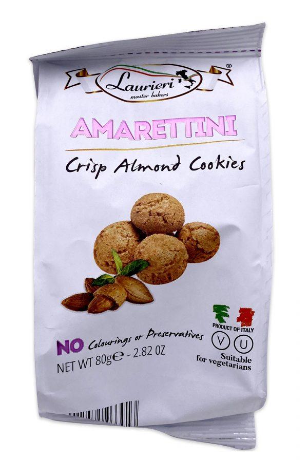 Laurieri Italian Amarettini Amaretti Cookies 80g 04