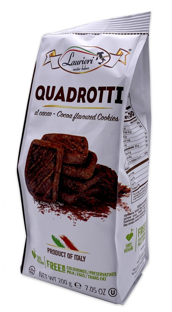 Laurieri Quadrotti Italian Chocolate Cookies 02