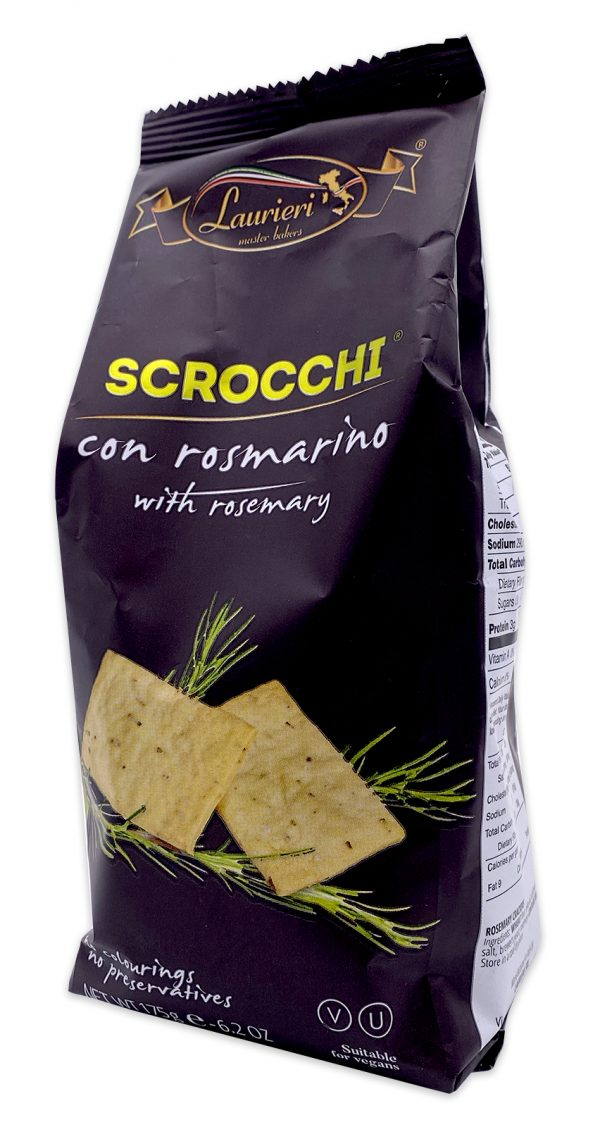 Laurieri Scrocchi Rosemary Crackers 02