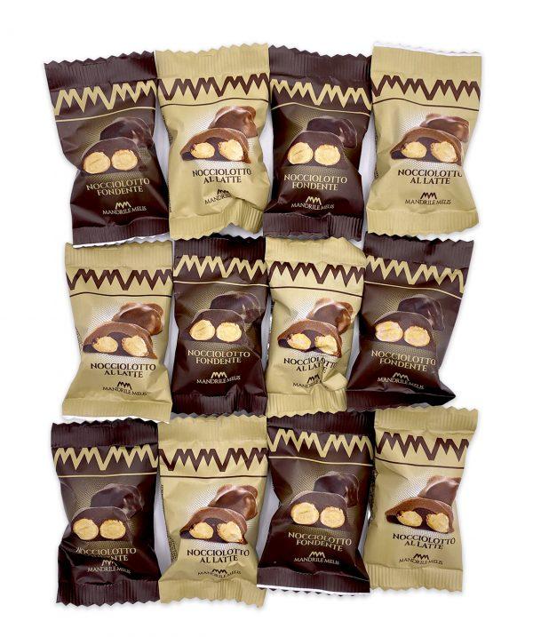Mandrile Melis Italian Nocciolotti Hazelnut Chocolates 01