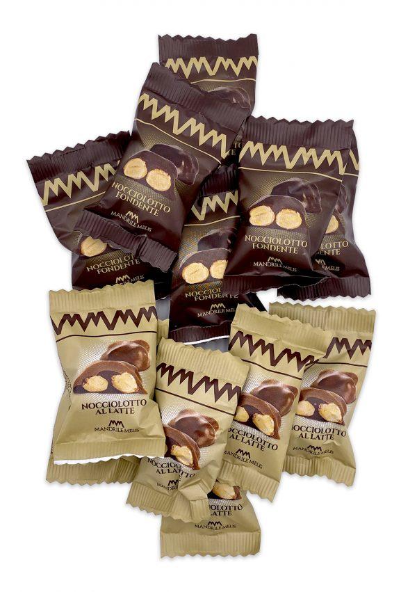 Mandrile Melis Italian Nocciolotti Hazelnut Chocolates 04
