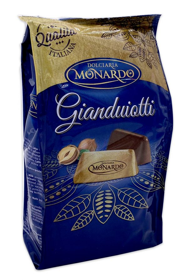 Monardo Gianduiotti Italian Hazelnut Chocolate 90g 02