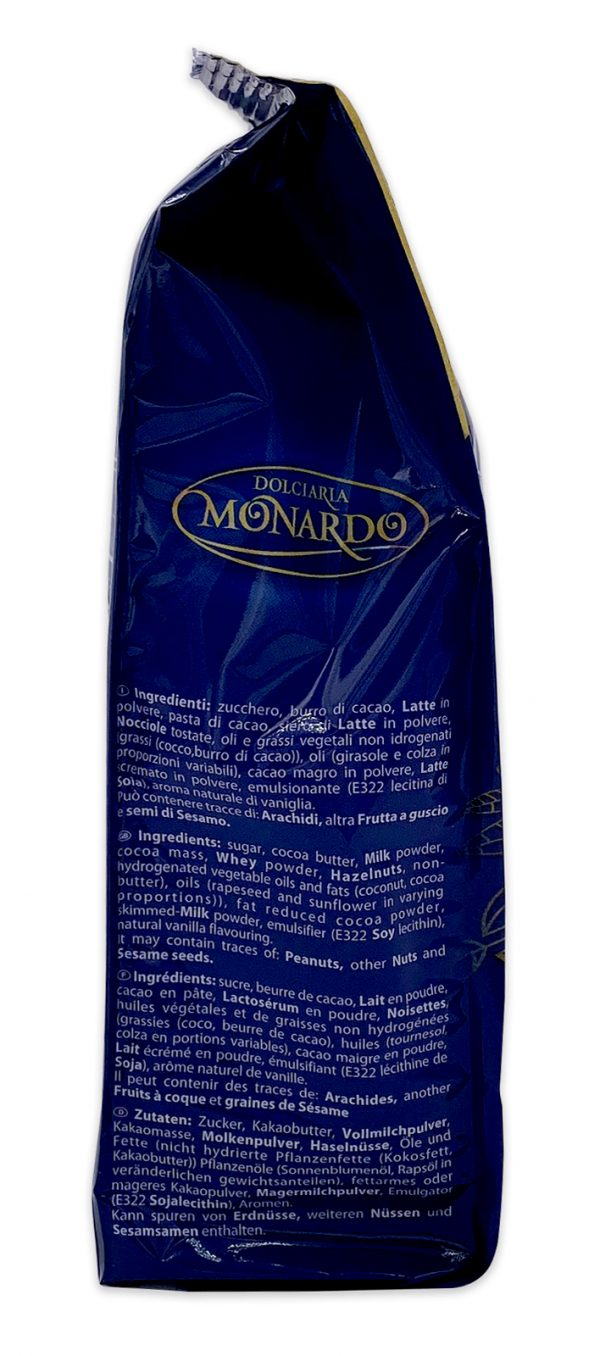Monardo Gianduiotti Italian Hazelnut Chocolate 90g 05