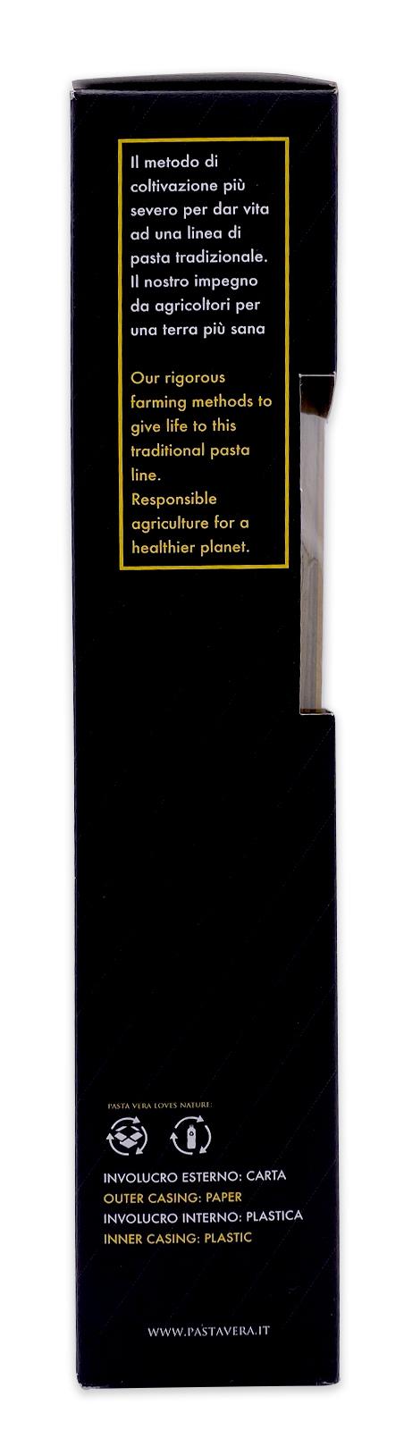 Pasta Vera Italian Organic Aglio e Basilico Garlic Basil Linguine 04