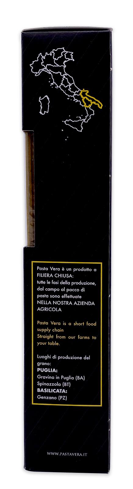Pasta Vera Italian Organic Aglio e Basilico Garlic Basil Linguine 05