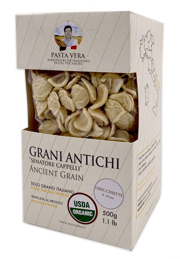 Pasta Vera Italian Organic Ancient Grain Orecchiette 02