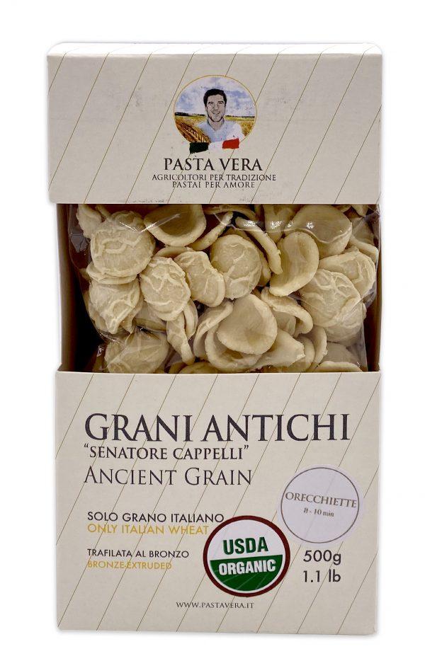 Pasta Vera Italian Organic Ancient Grain Orecchiette 03