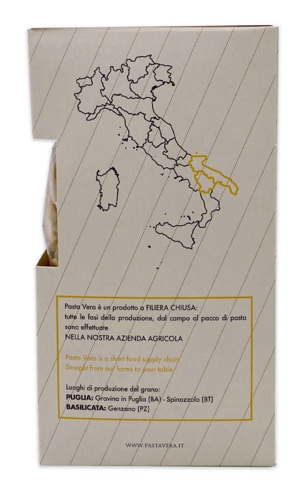 Pasta Vera Italian Organic Ancient Grain Orecchiette 05