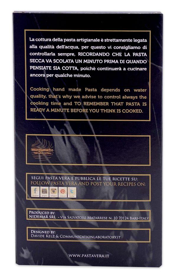 Pasta Vera Italian Organic Curcuma Penne Turmeric Pasta 04