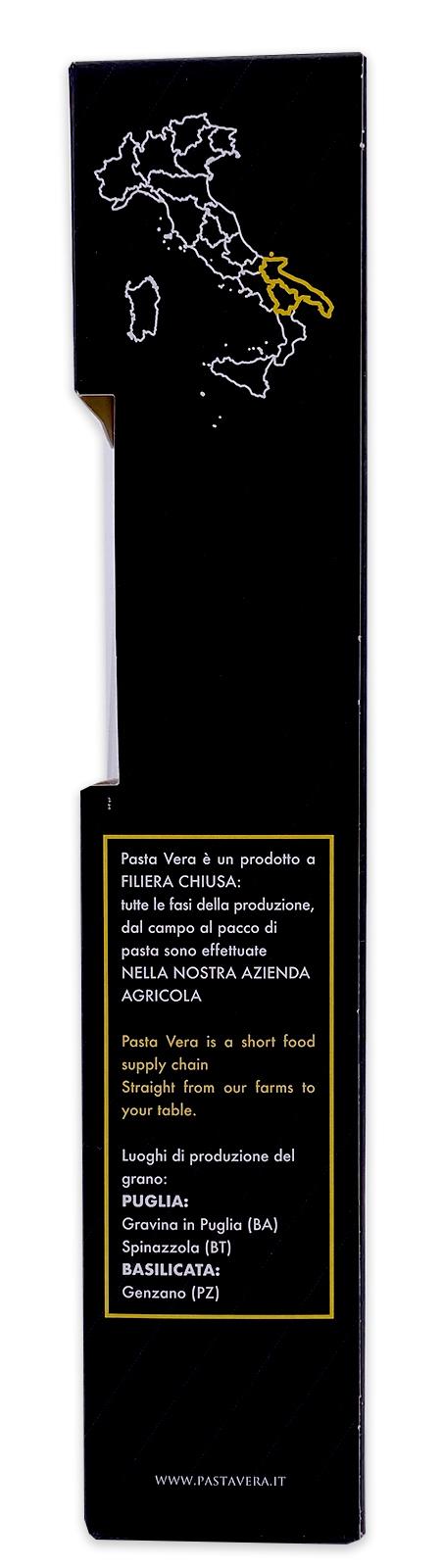Pasta Vera Italian Organic Tartufo Truffle Linguine 05