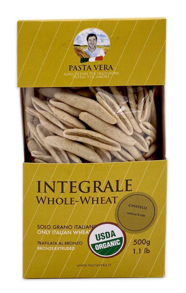 Pasta Vera Italian Organic Whole Wheat Cavatelli 03