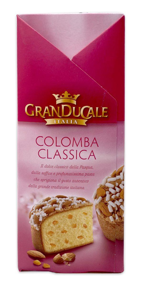 Gran Ducale Italian Easter Panettone Colomba Classica 02