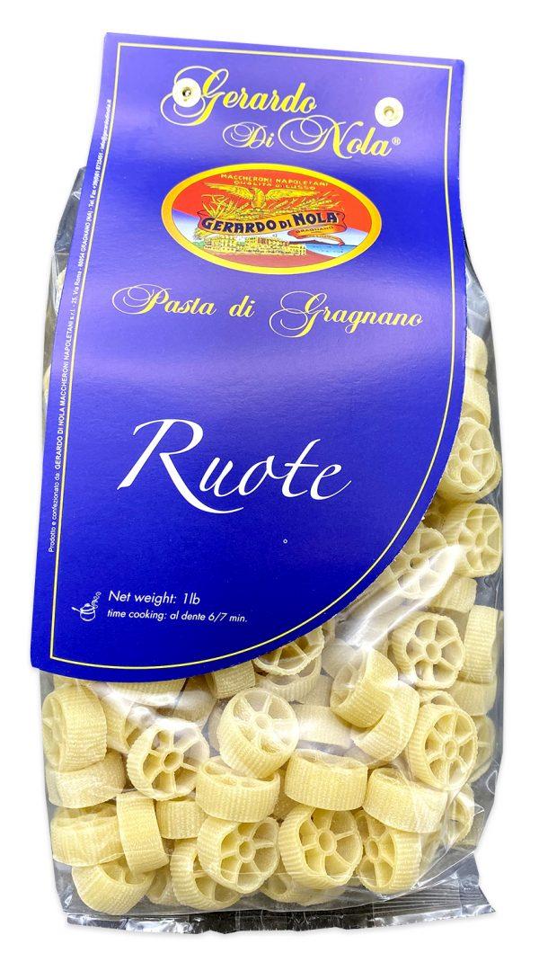 Gerardo Di Nola Ruote Wheels Italian Pasta 01