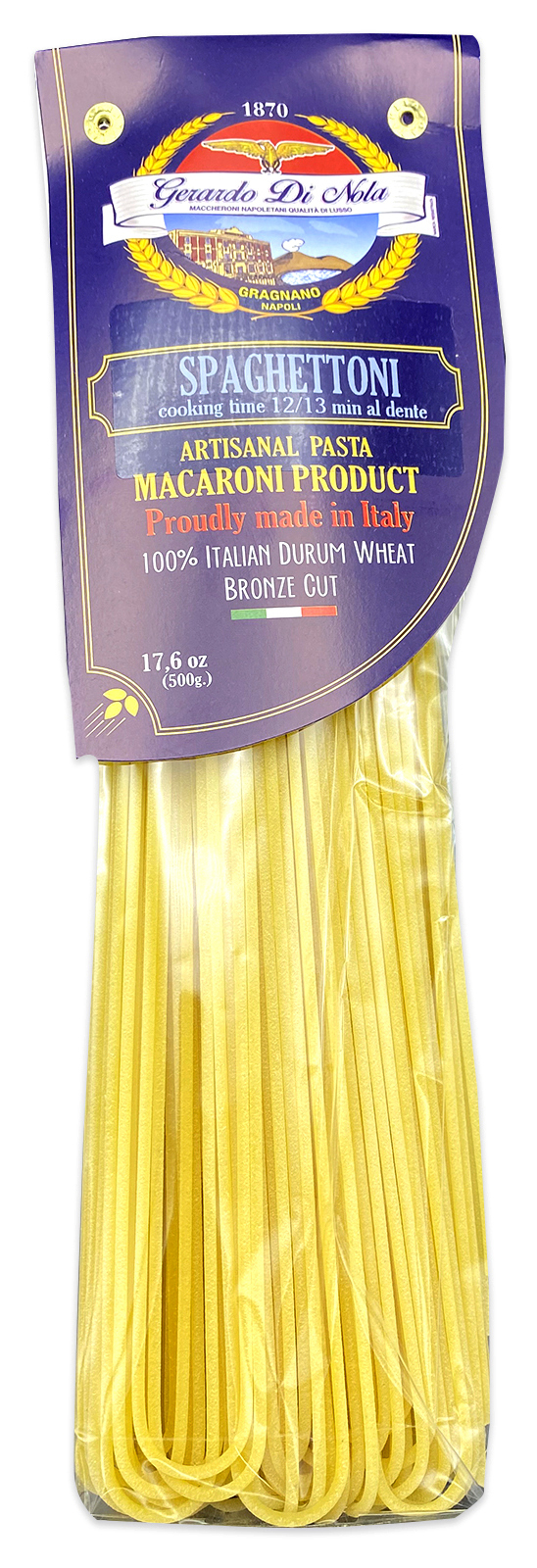 Gerardo Di Nola Spaghettoni Italian Pasta 01